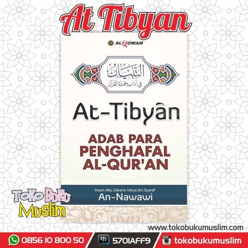 At Tibyan Adab Para Penghafal Al Quran