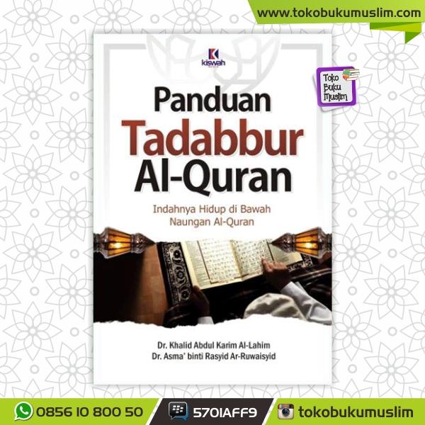 Panduan Tadabbur al Quran