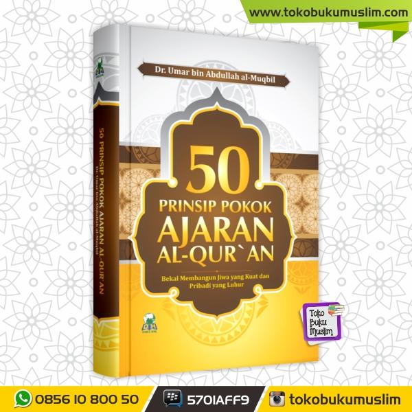 Buku 50 Prinsip Pokok Ajaran Al Quran