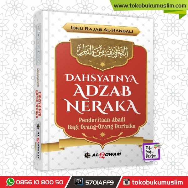 Buku Dahsyatnya Adzab Neraka