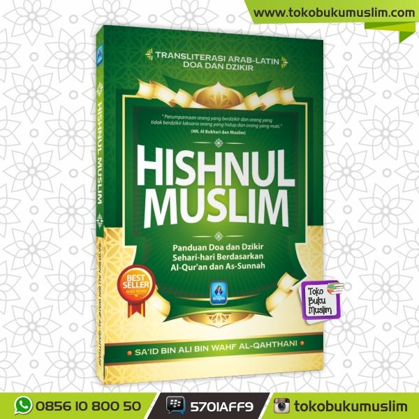 Buku Hishnul Muslim Panduan Doa dan Dzikir Sehari Hari