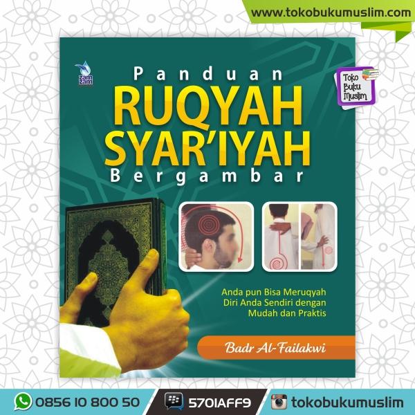 Buku Panduan Ruqyah Syariyah Bergambar