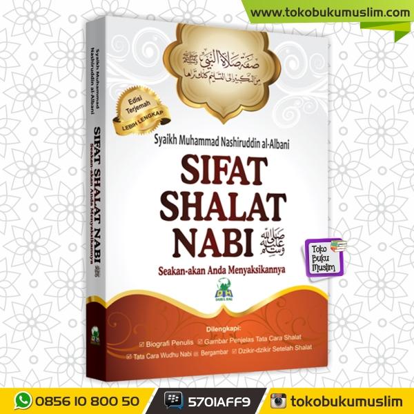 Buku Sifat Shalat Nabi Syaikh Muhammad Nashiruddin Al Albani