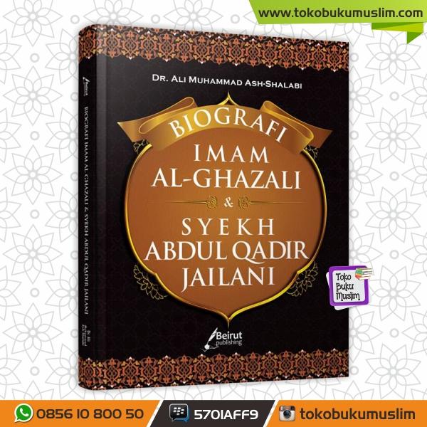 Buku Biografi Imam Al Ghazali dan Syekh Abdul Qadir Jailani
