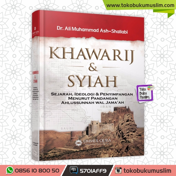 Buku Khawarij dan Syiah Ummul Qura
