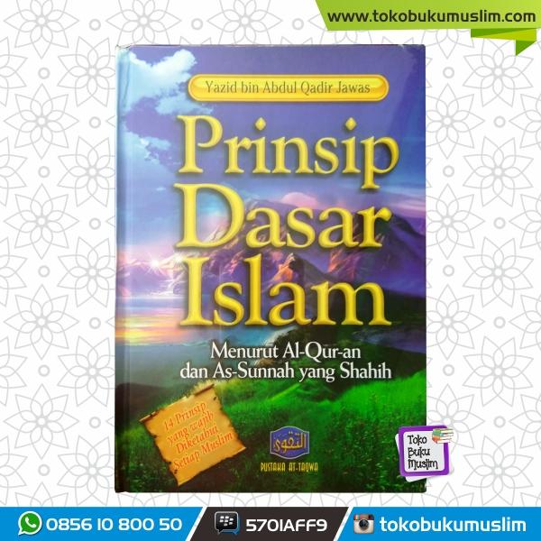 Buku Prinsip Dasar Islam