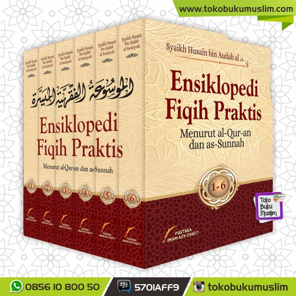 Buku Ensiklopedi Fiqih Praktis