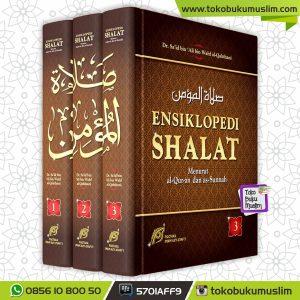 Buku Ensiklopedi Shalat – Pustaka Imam Syafii – 1 Set 3 Jilid