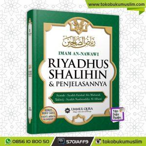 Buku Riyadhus Shalihin dan Penjelasannya Edisi Lengkap