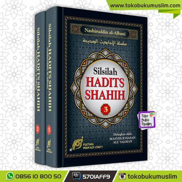 Buku Silsilah Hadits Shahih