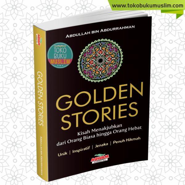 Buku Golden Stories Kisah Yang Menakjubkan