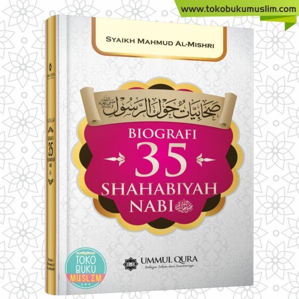 Buku Biografi 35 Shahabiyah Nabi Ummul Qura