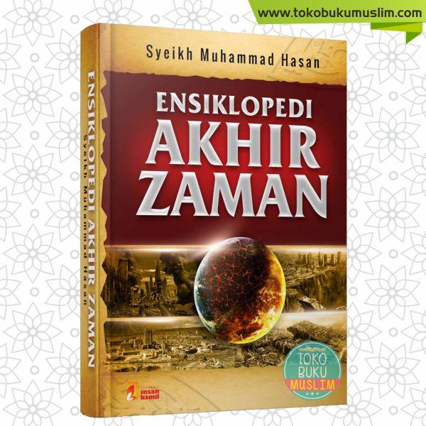 Buku Ensiklopedi Akhir Zaman Insan Kamil