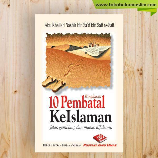 Buku Saku 10 Pembatal Keislaman