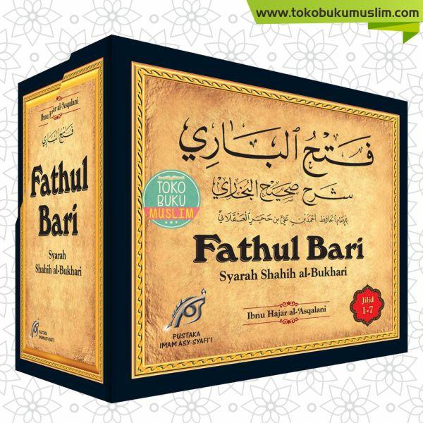 Buku Fathul Bari Syarah Shahih Bukhari