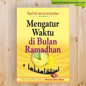 Buku Saku Mengatur Waktu Di Bulan Ramadhan