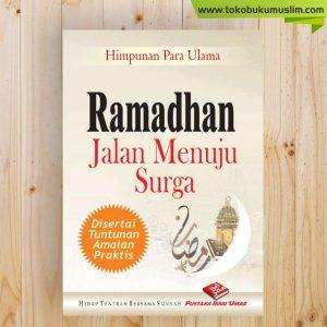 Buku Saku Ramadhan Jalan Menuju Surga