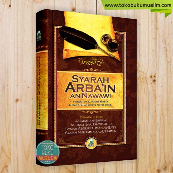 Buku Syarah Arbain Nawawi Darul Haq